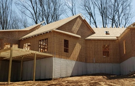 Custom Built Home Construction