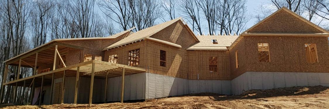 Custom Built Home Construction